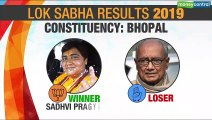 Top winners and losers of Lok Sabha polls 2019