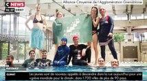 Grenoble : des femmes veulent imposer le Burkini - ZAPPING ACTU DU 24/05/2019