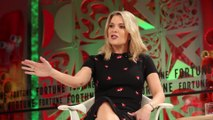 Megyn Kelly 'very happy' in post-TV life