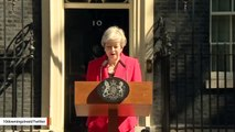 Theresa May Announces She Will Step Down Amid Brexit Deadlock