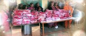 Bag Donation For Underprivileged Childrens - Shri Radhe Maa
