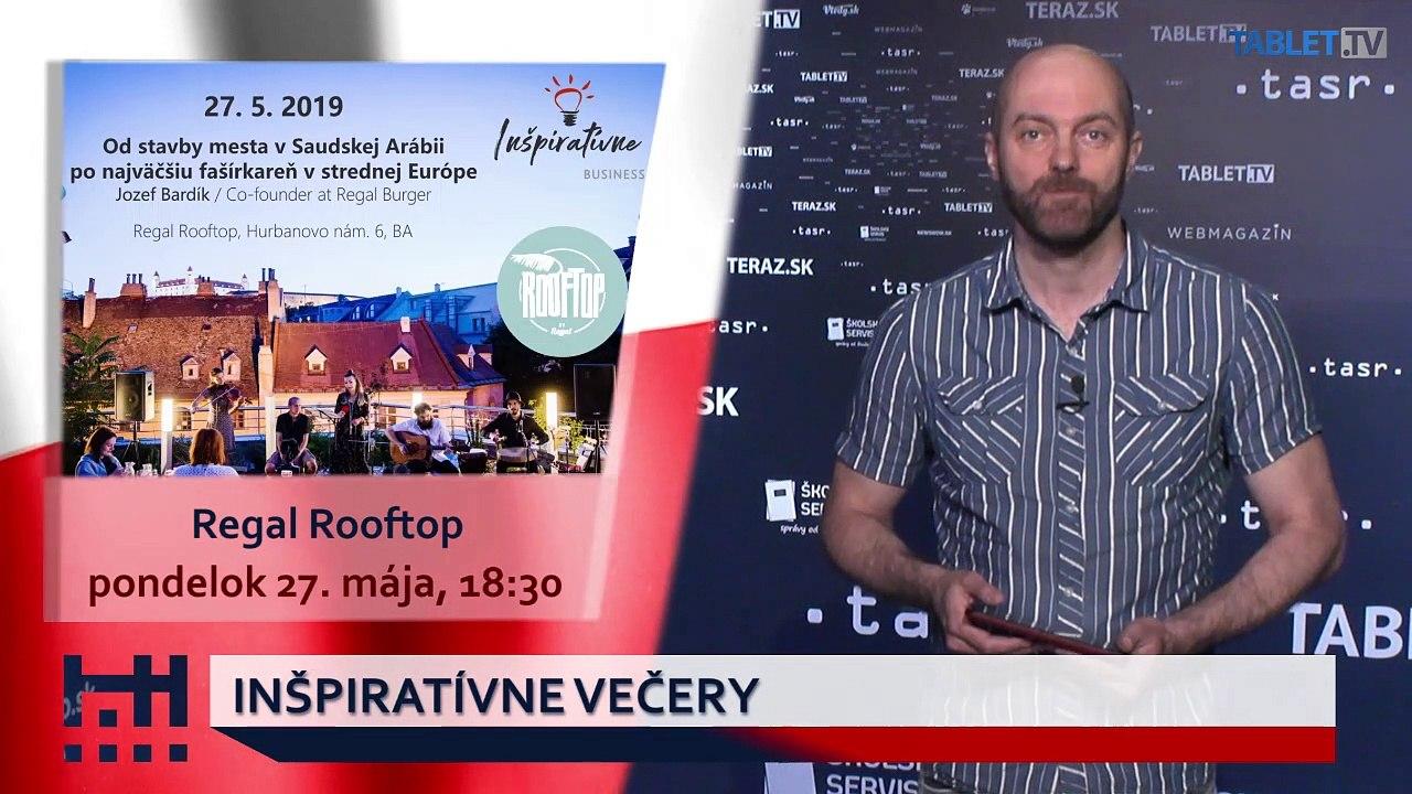 POĎ VON: MM Kabaret a Inšpiratívne večery