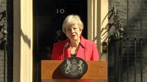 U.K. PM Theresa May says she will resign amid Brexit mutiny