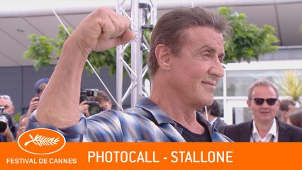 SYLVERSTER STALLONE - Photocall - Cannes 2019 - VF