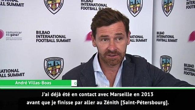 L'appel du pied de Villas-Boas à l'Olympique de Marseille