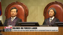 Tension simmer between FMs of Seoul and Tokyo as they discuss forced labor ruling
