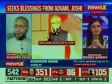 Lok Sabha Election 2019 Result: Asaduddin Owaisi Interview on PM Narendra Modi victory with +300