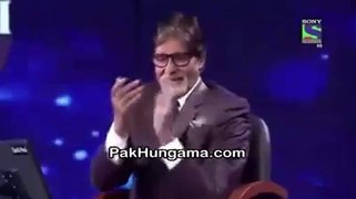 Ali Zafar sings a medley of Amitabh Bachchan
