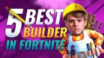LUCKY vs UNLUCKY vs BUILDERS! Fortnite Battle Royale Funny