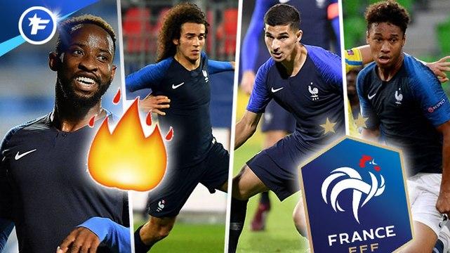Espoirs, U20, l'inépuisable vivier de talents de l'Équipe de France