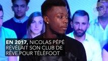 """Mercato : un seul club """"fait rêver"""" Nicolas Pépé, et ce n'est pas le PSG !"""