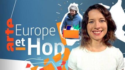 Pays-Bas : une victoire surprise aux européennes - Europe et hop | ARTE