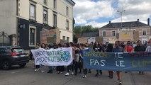 Lycéens, militants, 80 manifestants pour le climat