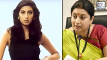 Smriti Irani's Interesting Journey From An Actress To BJP Minister