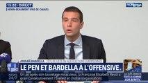 """""""Aucune voix ne doit être gâchée."""" Jordan Bardella appelle les électeurs de Debout la France et des Républicains à le rejoindre"""