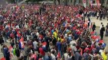 Tapis rouge pour les Dogues à la mairie de Lille