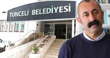 """Tunceli Belediyesinin  """"Dersim"""" Kararı Mahkeme Tarafından Durduruldu"""