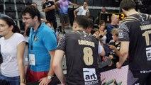 APRES MATCH - PAUC vs CESSON - Interview de Gabriel Loesch
