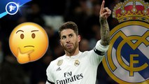 Sergio Ramos se pose des questions sur son avenir au Real Madrid