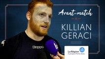 Killian Geraci : « Je suis reconnaissant envers le FCG »