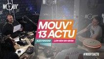 Mouv'13 Actu : Aya Nakamura, Terminator, PSG