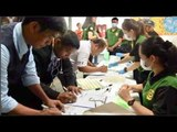 Bus drivers, conductors undergo drug test to ensure road safety for Holy Week