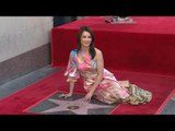 Lucy Liu honored with star on Hollywood's Walk of Fame