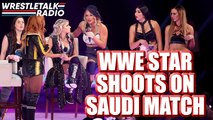 WWE Star SHOOTS On Saudi Arabia!! WWE Champion's Injury SHOCK!! WWE Extreme Rules SHAKE-UP! - WrestleTalk Radio
