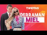 Enrique Peña Nieto presume en público a su novia Tania Ruiz