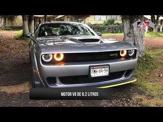 Challenger SRT Hellcat 2019