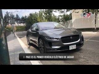 Nuevo Jaguar I-PACE 2019
