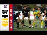 New Zealand v Australia | Week 14 | Men's FIH Pro League Highlights