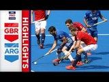 Great Britain v Argentina | Week 17 | Men's FIH Pro League Highlights