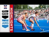 Germany v Argentina | Week 18 | Women's FIH Pro League Highlights