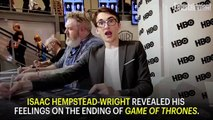 Game Of Thrones' Isaac Hempstead-Wright On The Show's Ending - News Flash - Entertainment Weekly