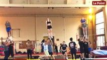 Cheerleading : immersion dans un club à Paris