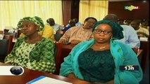 ORTM/16ème session du conseil national de la sécurité alimentaire présidée par le premier ministre Boubou Cissé