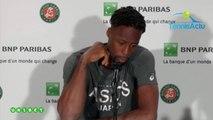 """Roland-Garros 2019 - Gaël Monfils : """"Je n'ai pas annoncé vouloir gagner Roland-Garros"""""""