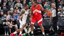 2019 NBA Playoffs: Raptors Take 3-2 Lead as Kawhi Outplays Giannis