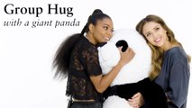 Jessica Alba and Gabrielle Union Try 9 Things They've Never Done Before