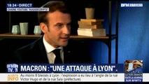 """""""Si vous n'aimez pas le système (...) changez-le."""" Emmanuel Macron appelle les jeunes à aller voter"""