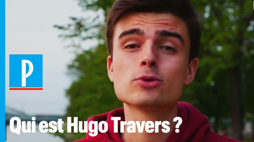 Qui est Hugo Travers, le youtubeur qui a interviewé Macron ?