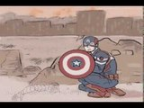 Mighty Casey - Heroes (Captain America Video)
