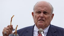Rudy Giuliani Tweeted Doctored Video Of Nancy Pelosi That Warped Her Speech