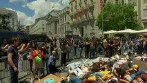 """""""No hay planeta B"""", la consigna de la lucha por el planeta en España"""
