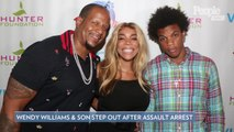 Wendy Williams and Son Kevin Hunter Jr. Step Out After He Was Arrested for Assaulting His Father