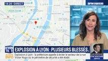 Explosion à Lyon: Au moins sept blessés (1/3)