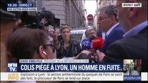"""Le président de la métropole de Lyon demande de """"rester prudent (...) et ne pas affoler la population lyonnaise."""""""