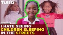 I hate seeing children sleeping in the streets :Shanah Manjeru