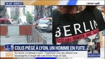 """""""Ça a explosé et j'ai cru que c'était un accident de voiture."""" Très choquée, cette jeune femme a entendu l'explosion à Lyon"""